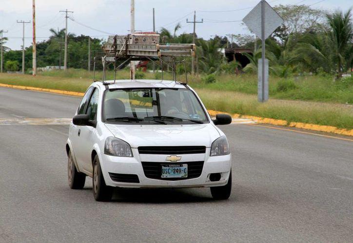 Habrá más vigilancia con operaciones Carrusel para evitar que los conductores rebasen con imprudencia a otros automovilistas.
