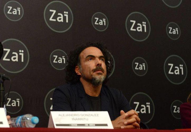 El cineasta Alejandro González Iñárritu habló del tema Ayotzinapa; dijo que no puede menos que solidarizarse con los padres de los estudiantes desaparecidos. (NTX/Archivo)