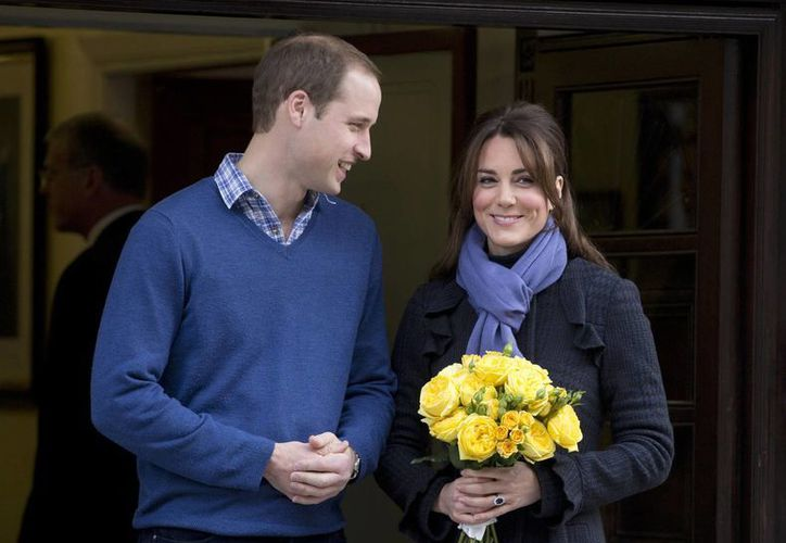 """La duquesa dio a luz en la sala privada """"Lindo"""" del hospital St.Mary, en el centro de Londres. (Agencias)"""