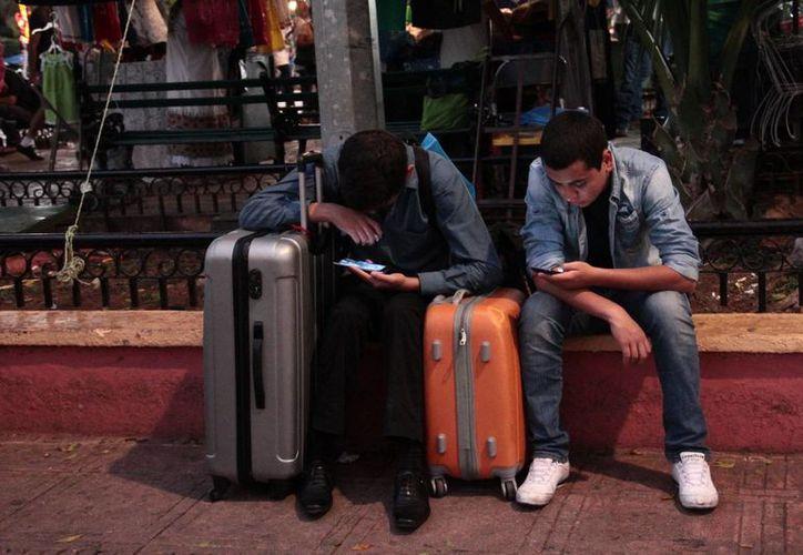 La ocupación hotelera en Yucatán es prácticamente del 100% en este fin de año. (Foto de contexto: Jorge Acosta/SIPSE)