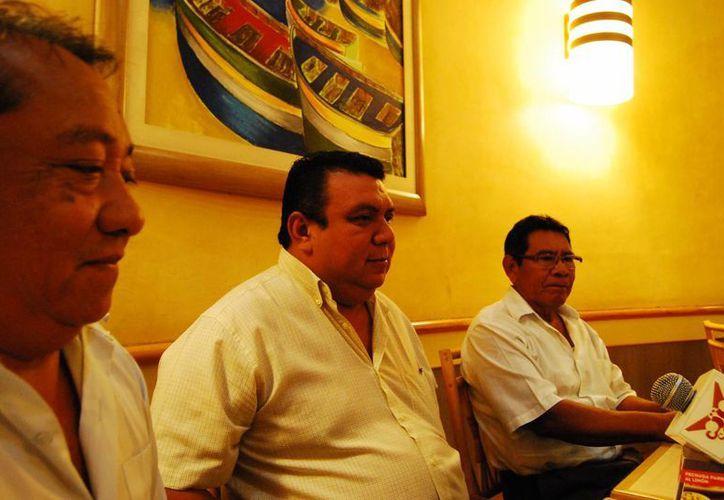 Luis Echeverría Esquível, secretario general electo del Siteqroo, tomará protesta el próximo ocho de noviembre. Dijo que van dispuestos a afrontar retos, como elevar la cantidad de comisionados. (Redacción/SIPSE)