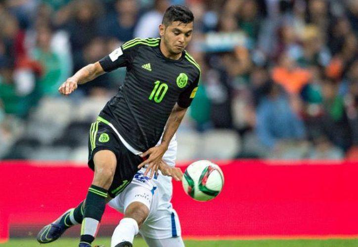 Hay que ir a ganar el mundial, insiste defensa de la selección mexicana. (Foto: monitoreoexpreso)