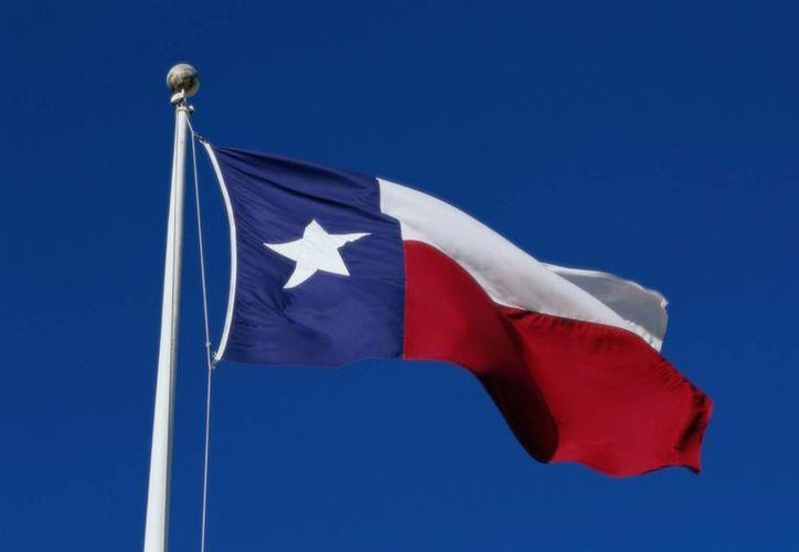 Texas, cuya bandera aparece en la imagen, es el único estado independiente reconocido como tal que está incorporado a los Estados Unidos. (texvetstudent.com)