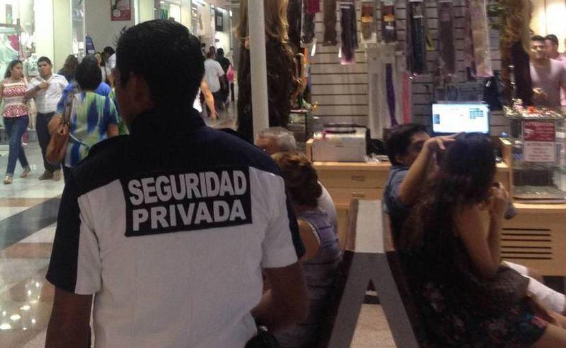 Tres de las empresas de seguridad privada que fueron dadas de baja operan en Othón P. Blanco. (Redacción)