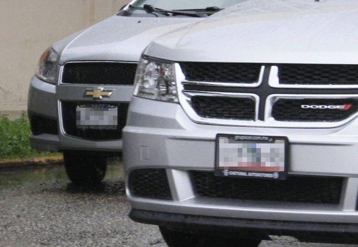 Al parecer, los acusados aprovecharon sus puestos para falsear 200 documentos de tenencia y aprovechamiento vehicular de 201 automotores en 2014. (Archivo/SIPSE)