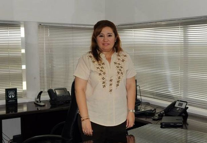 La fiscal Celia Rivas está convencida de la culpabilidad de Wafé Kuri Torre. (Milenio Novedades)