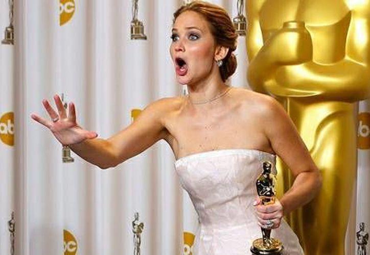 Jennifer Lawrence, una de las artistas más afectadas por el robo de material. (Foto: Agencias)