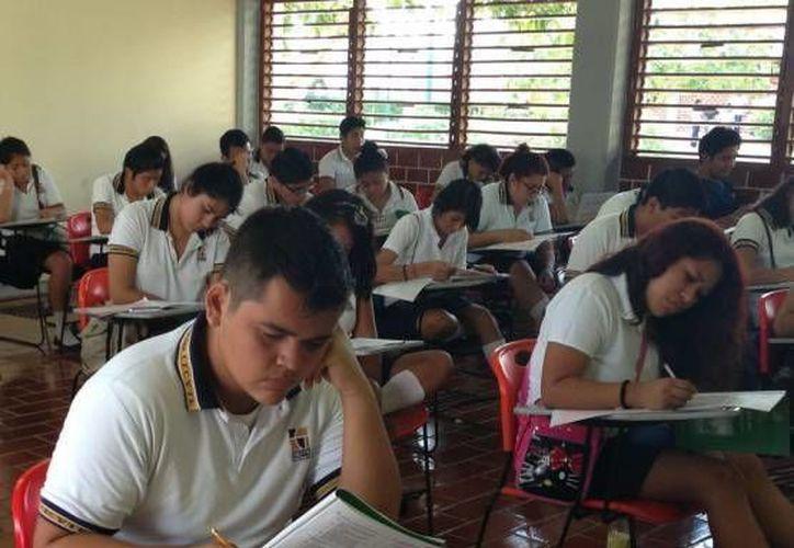 El programa se desarrollará del 12 al 16 de enero del presente año con el objetivo de reducir los índices de deserción escolar. (Redacción/SIPSE)