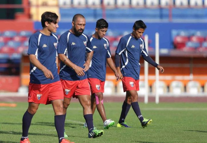 Los jugadores se declaran listos para iniciar la pretemporada. (Ángel Mazariego/SIPSE)