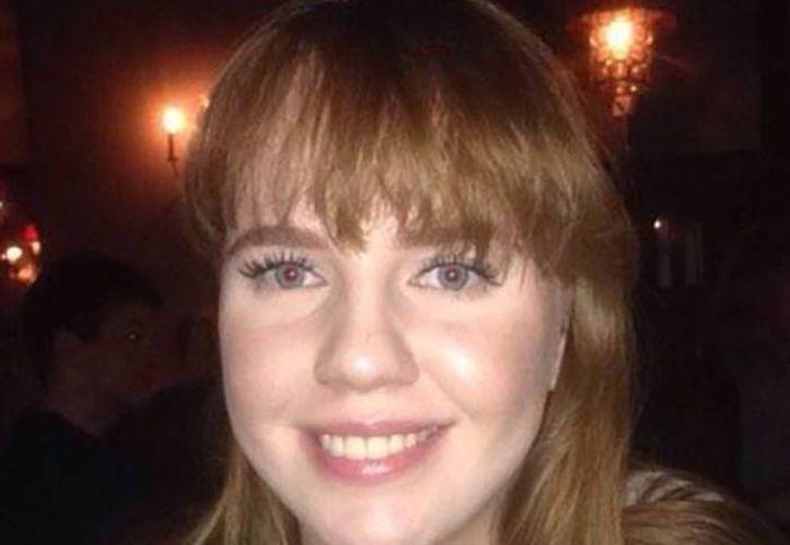Birna Brjánsdóttir llevaba ocho días desaparecida, su cuerpo fue encontrado en una playa al sur de Reikiavik, Islandia. (AFP)