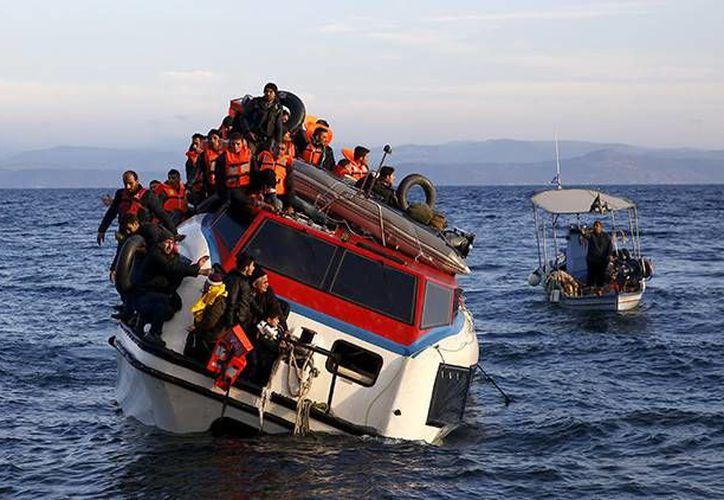 Los yihadistas llegaron a la isla Leros el pasado de 3 de octubre con un grupo de refugiados. (Archivo/Reuters)
