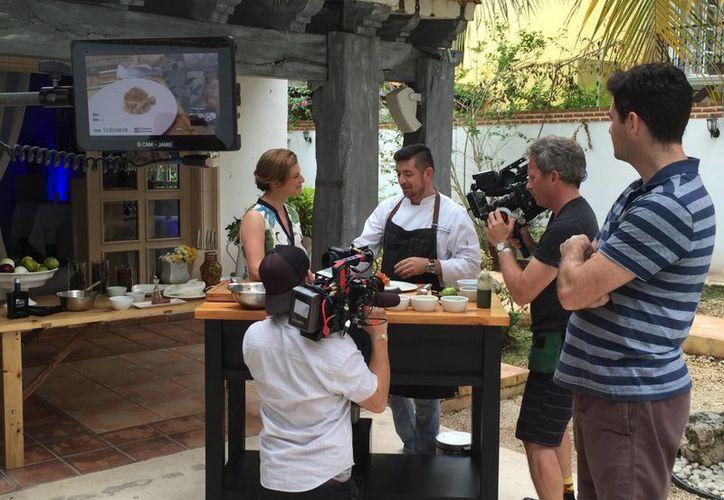 Cancún ha sido escenario de diferentes series televisivas. (Redacción/SIPSE)