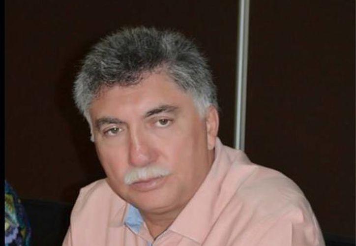 El secretario estatal de Salud, Juan Lorenzo Ortegón Pacheco. (Redacción/SIPSE)
