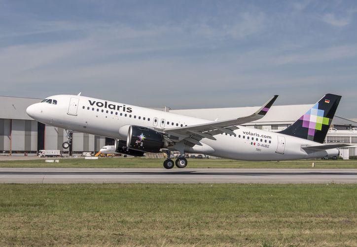 La entrega de las primeras 40 aeronaves para Volaris será entre 2018 y 2021. (Contexto/Internet)