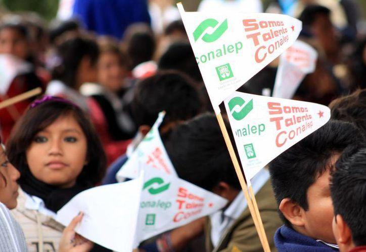 Urgen la contratación de más docentes para mejorar la atención a estudiantes del Conalep (Milenio Novedades)