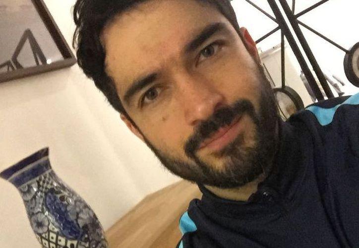 El actor mexicano visitó el sur del estado de Quintana Roo. (Instagram)