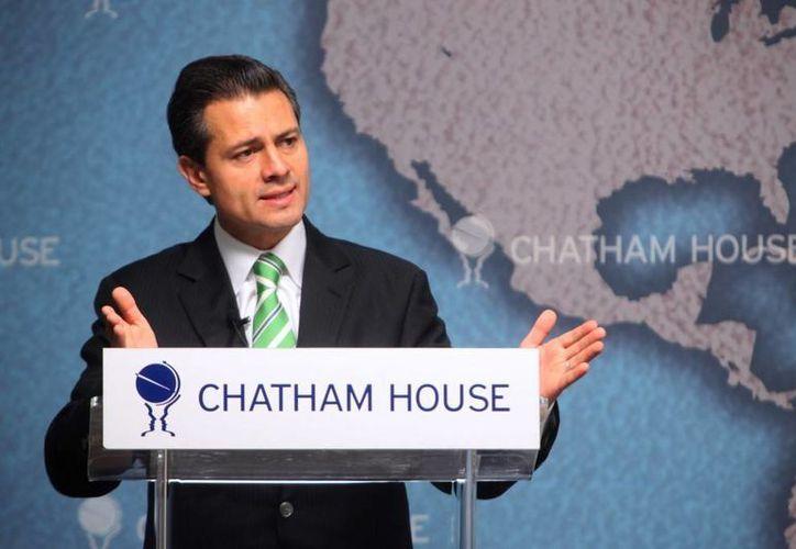 El presidente no precisó las zonas afectadas. (presidencia.gob.mx)