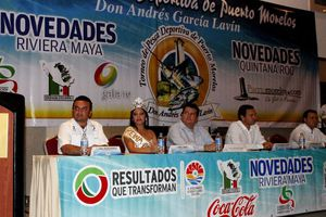 """Todo listo para el torneo de pesca """"Don Andrés García Lavín"""""""