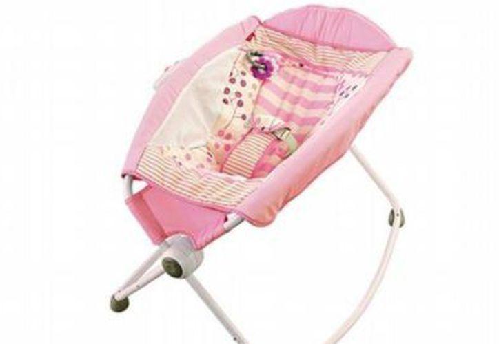 La silla mecedora para bebés Fisher-Price Rock'n Play Sleepers ha sido retirada del mercado. (Fisher-Price)