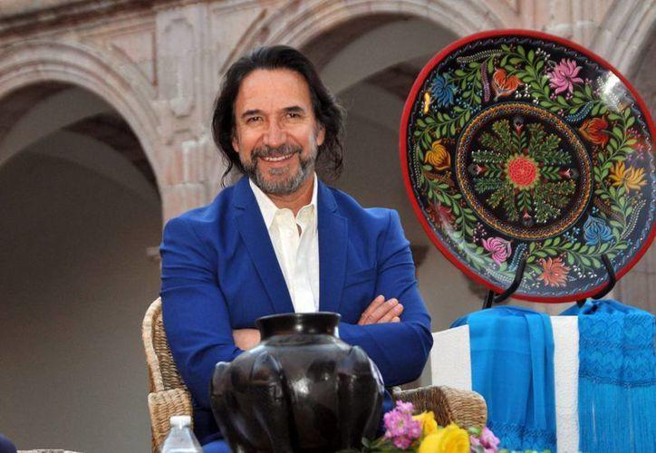 Marco Antonio Solís ya tiene nuevos proyectos, entre ellos, hacer un dueto con la banda de Rock Maná. (Archivo/ Notimex)