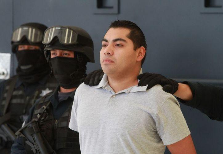 Bogard Lugo está recluido en el Reclusorio Sur y la SSP federal también lo vinculó con trasiego de drogas. (Archivo Notimex)