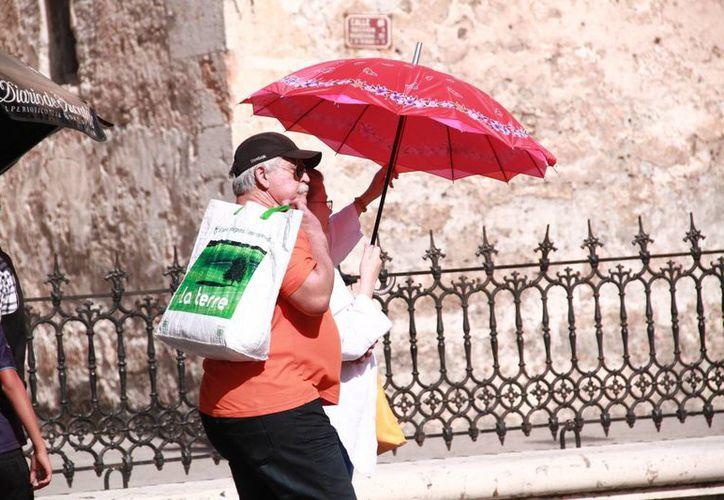 Este miércoles será un día caluroso, según pronósticos. (Jorge Acosta/Milenio Novedades)