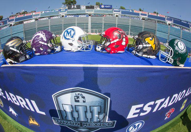 La Liga de Futbol Americano de México (LFA) informó que junto con su contraparte canadiense ha estado en negociaciones. (Máximo Avance)