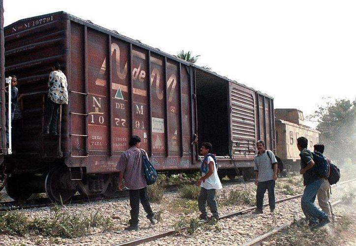 En Sinaloa, Monterrey, Istmo de Tehuantepec se registra la mayoría de los robos en los trenes de carga. (Jesús Tijerina/SIPSE)
