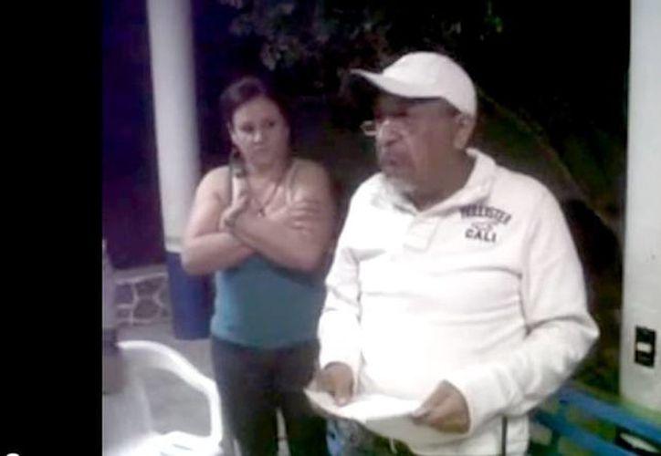 El video donde aparece Servando Gómez Martínez, líder de Los Caballeros Templarios, tiene una duración de 6:28 minutos. (Captura de pantalla/YouTube)
