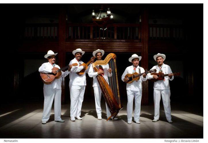 El festín de conciertos de arpa iniciarán este viernes en Cancún y Playa del Carmen. (Cortesía)