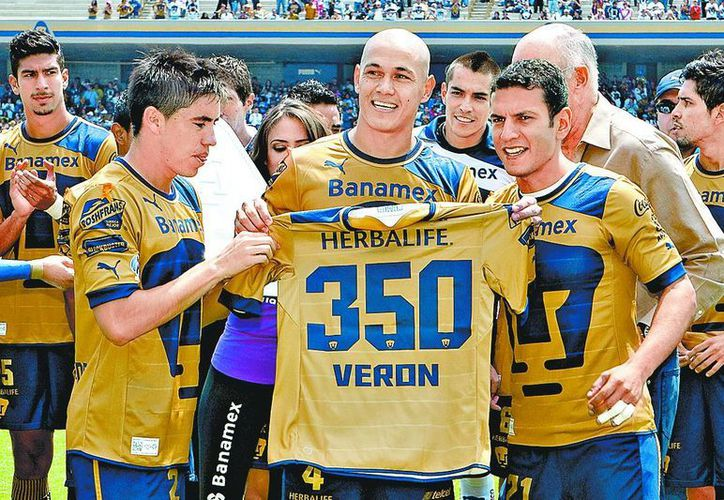 El defensa paraguayo confiesa que quiere dirigir a Universidad y darle los títulos que él ha ganado como jugador. (Milenio)