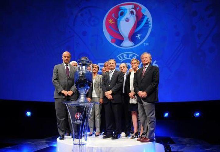 La Eurocopa de 2016 se celebrará en Francia entre el 10 de junio y el 10 de julio de 2016. (zimbio.com/Archivo)