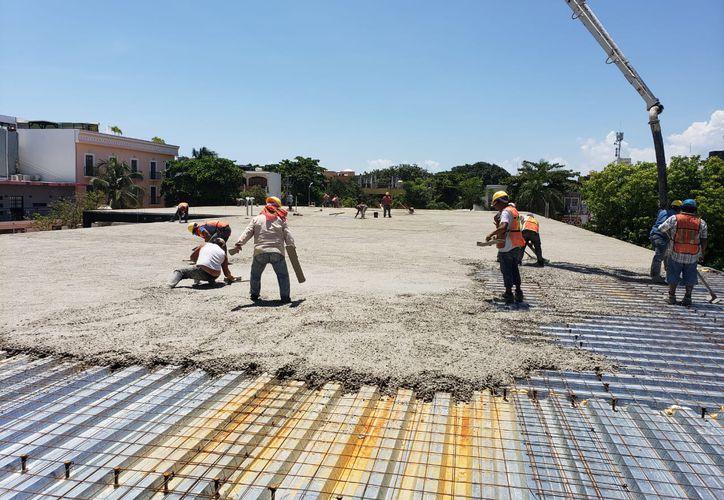 En el proyecto se invierten 30 millones de pesos. (Adrián Barreto/SIPSE)