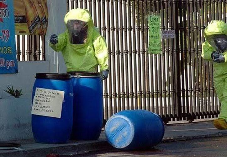 El cuerpo del perredista y funcionario agrario José Carmen Ortiz Villanueva fue destruido en ácido sulfúrico después de haber sido raptado el 31 de agosto. (cookingideas.es/Foto de contexto)