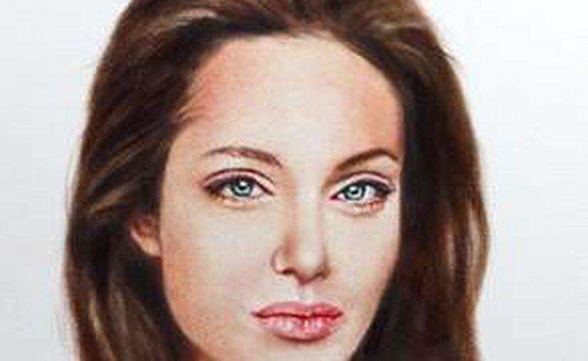 Lo que se recaude con la venta del retrato servirá para ayudar a una fundación pacifista. (Agencias)