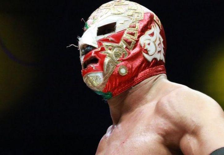 """""""Es un reto para mí como en el inicio de mi carrera' dijo el luchador. (Foto: Contexto/Internet)"""