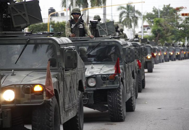 Existen avances a pesar de que las estrategias aplicadas por la actual y la pasada administración federal sean distintas, aseguró José Gabriel Ortiz Robledo. (Archivo/SIPSE)