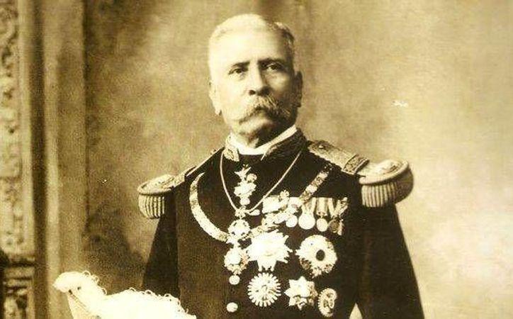 El nombre del municipio de Izamal, Yucatán, honra la memoria del general Porfirio Díaz Mori, quien fuera Presidente de México en varias ocasiones. (Archivo/Agencias)