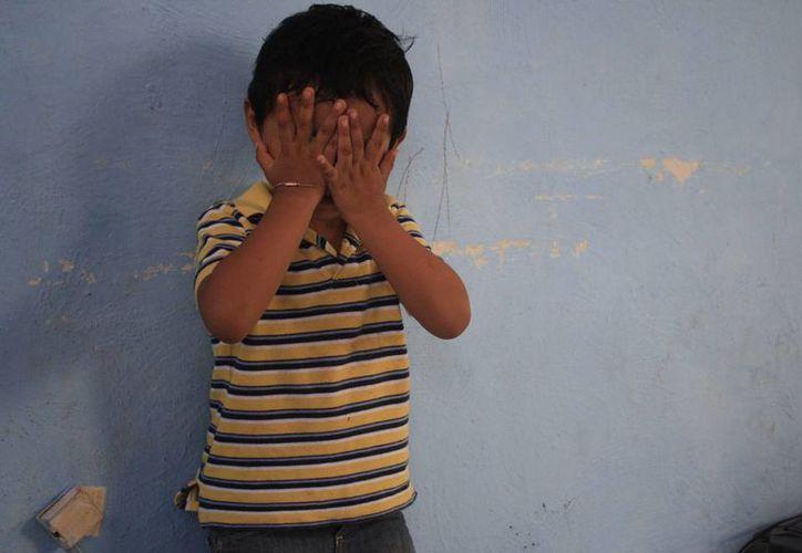 Aseguran que los familiares, son los primeros en oponerse a que las autoridades intervengan para rescatar a un menor. (Archivo/SIPSE)