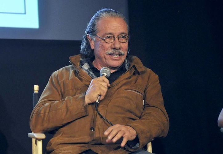 """Además de disfrutar Morelia, el actor apreció diversas propuestas fílmicas del FICM, como la """"Danza de la realidad"""" de Alejandro Jodorowsky. (Notimex)"""