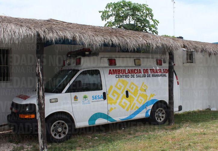 Los indicadores hospitalarios del Sesa, están por debajo de lo recomendado. (Foto: Alejandra Carrión/SIPSE).
