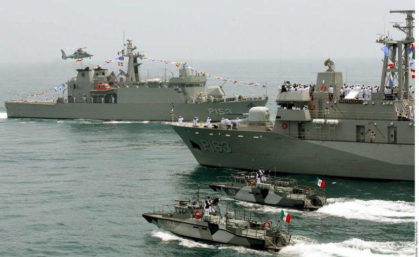 El presidente Enrique Peña Nieto encabezará las celebraciones del Día de la Marina, en Chiapas. (Archivo)