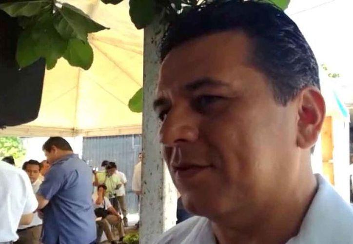 El expresidente de Cozumel, Freddy Marrufo Martín, asegura estar dispuesto a enfrentar un juicio político. (Joel Zamora/SIPSE)