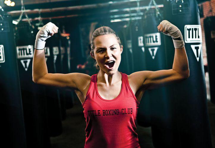 """Este 2017 las mujeres la """"rompieron"""" en el mundo del boxeo. (Foto: Carmencitta)"""