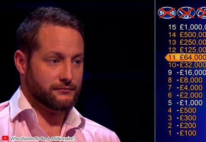 Gareth Kendall, joven británico que ganó en concurso de televisión. (Foto: Caracol)