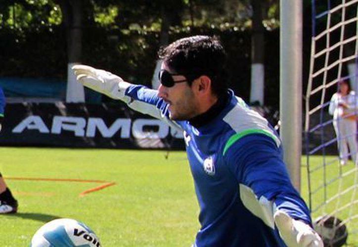 Jesús Corona tiene una revancha pendiente con la Selección Mexicana, pues no pudo ser titular en el Mundial, pero ahora lo será ante Ecuador en un amistoso. (Notimex)
