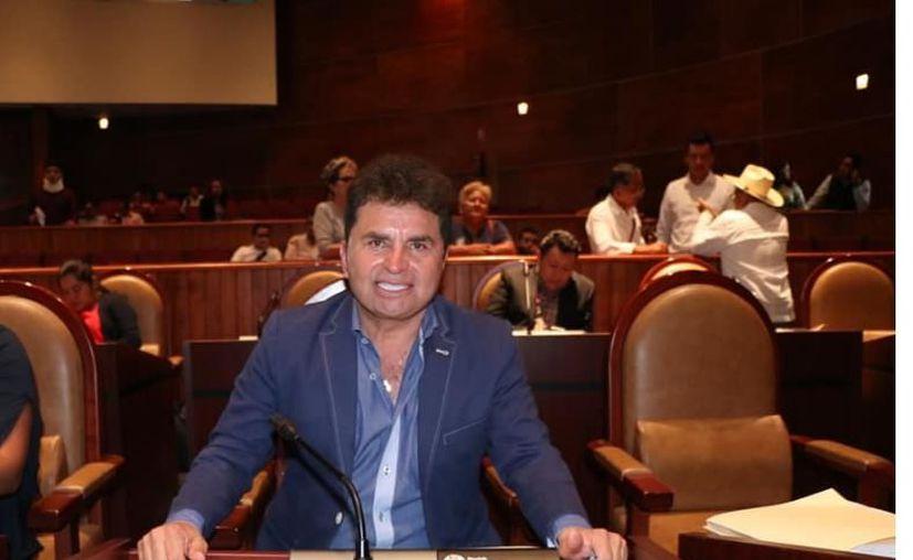 El exdiputado Juan Antonio Vera Carrizal fue señalado como autor intelectual del delito de rociar con ácido a la saxofonista oaxaqueña. (Foto: Archivo Reforma).