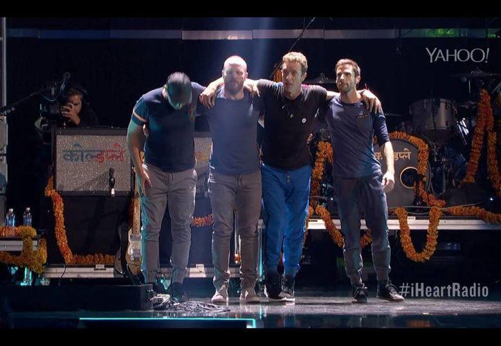 Coldplay anunció gira internacional que incluye Europa y América Latina, incluido un concierto en el Foro Sol de la Ciudad de México. (Facebook Oficial)