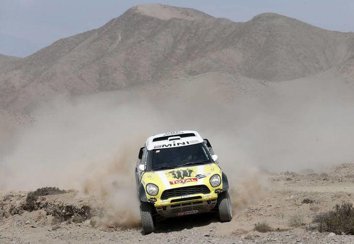 La salida simbólica del Rally Dakar será el sábado, aunque el arranque oficial de los vehículos será hasta la madrugada del domingo. (EFE/Archivo)