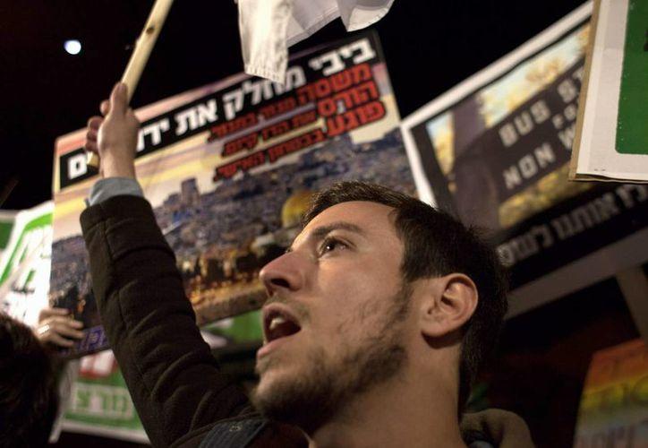 El polémico proyecto de Estado  Judío propone inspirar las leyes en el antiguo derecho israelita. (EFE)